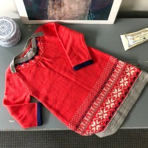 NWT Baby Boden Sweater Dress
